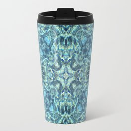 Pooled reflections Travel Mug