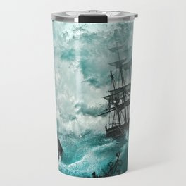 ship Travel Mug