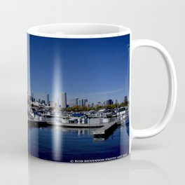 South Side Skyline (Chicago Northerly Island Collection) Coffee Mug