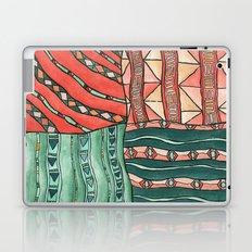 Patterned Piece #1 Laptop & iPad Skin