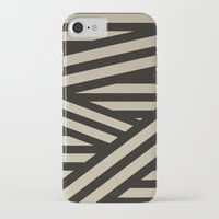 decal iPhone & iPod Cases featuring Bandage by Charlene McCoy