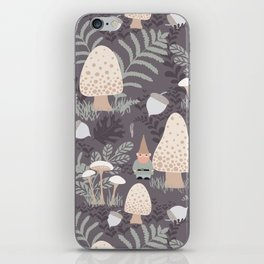 Forest Gnomes iPhone Skin