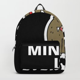 Mindset is Everything - Entrepreneur Quote Backpack