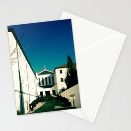 The Walk to Gethsemane Church Stationery Cards