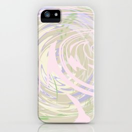 Spring Chicken Sonic Swirl iPhone Case