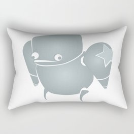 minima - slowbot 001 Rectangular Pillow