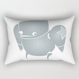 minima - slowbot 001 Rectangular Pillow