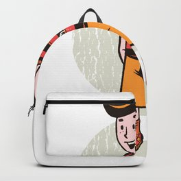 Vintage smaller Young Backpack