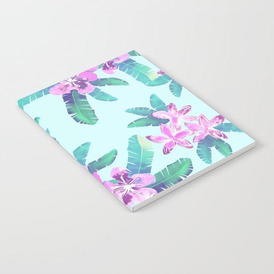 Tahitian Garden {D} Notebook