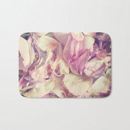 Pastel petals Bath Mat