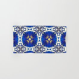 Azulejos - Portuguese Tiles Hand & Bath Towel