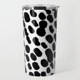 dotty dots Travel Mug