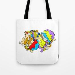 Pillow Talk Love Tote Bag