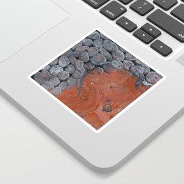 River of Lava Sticker