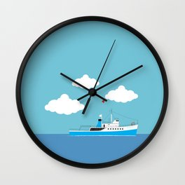 The Life Aquatic with Steve Zissou: The Belafonte Wall Clock