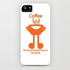 The Coffee iPhone (5, 5s) Slim Case