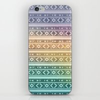 navajo iPhone & iPod Skins featuring Navajo by Sarah Slegh