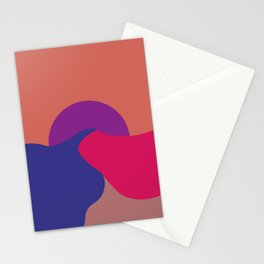 Sunset II Stationery Cards