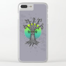 Ent. Clear iPhone Case