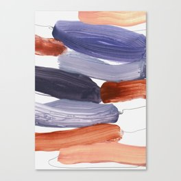 abstract painting XV Canvas Print