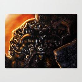DreamMachne III Canvas Print