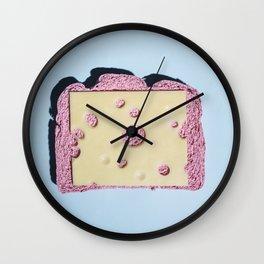 Welsh Rarebit Wall Clock