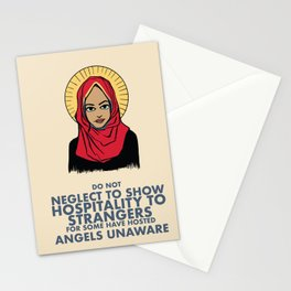 Angels Among Us Stationery Cards