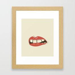 Team KSTEW Framed Art Print