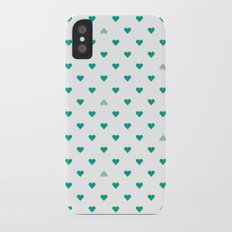 bleating hearts Slim Case iPhone X