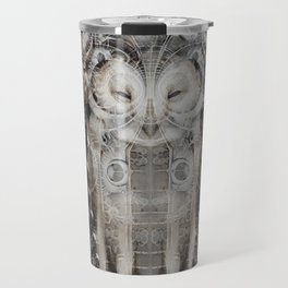 Owl Wisdom Travel Mug