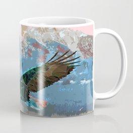 Triangle Eagle Coffee Mug