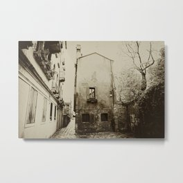 Venice, Italy, Film Photo, Analog Metal Print