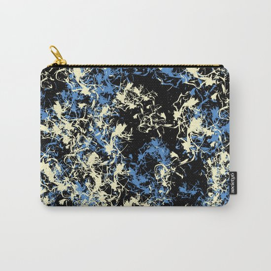 Abstract 9 Carry-All Pouch