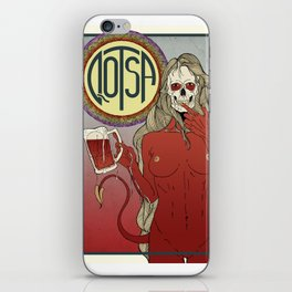 QOSTA iPhone Skin
