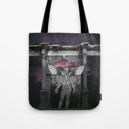 THE SECOND COMING Tote Bag