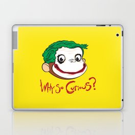 Why So Curious? Laptop & iPad Skin