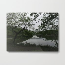 Inwood Hill Park, New York 2 Metal Print