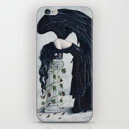 Despair Gothic Angel iPhone Skin