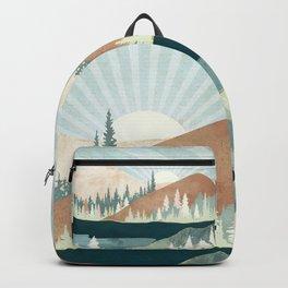 Autumn Sun Backpack
