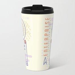 MNML: NCC-1701 Travel Mug