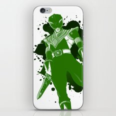 Green Ranger Phone Case iPhone & iPod Skin
