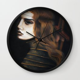Bloodthirsty Wall Clock