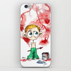 Little Coriolanus iPhone & iPod Skin