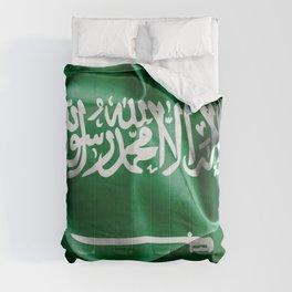 Saudi Arabia Flag Comforters