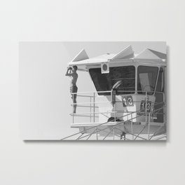Tower 13 Metal Print