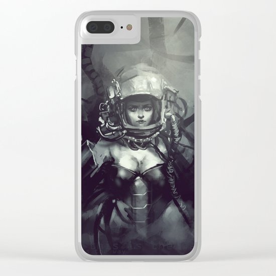 This is the way Clear iPhone Case