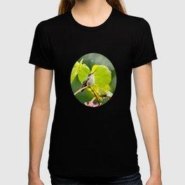 Hummingbird Shower T-shirt
