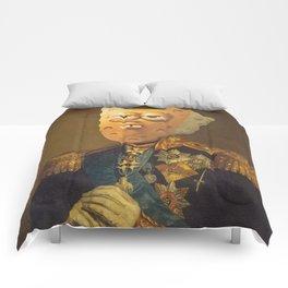 General Spongebob Portrait | Fan Art Painting Comforters