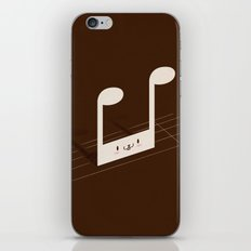Quaverabbit iPhone & iPod Skin