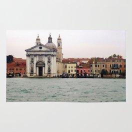 Venetian Waterway Rug